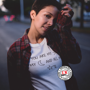 Tricou Personalizat - You are my Sun, my Moon, and all my Stars