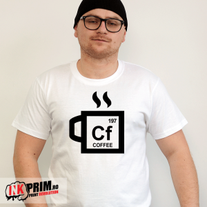 Tricou - Coffee