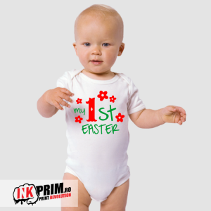 Body personalizat - My 1 st Easter
