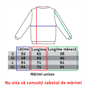 Set Sweatshirt Cuplu - Mr from SEPTEMBER to FOREVER Mrs